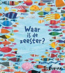 prentenboek waar is de zeester
