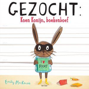 prentenboek gezocht koen konijn boekenboef mackenzie
