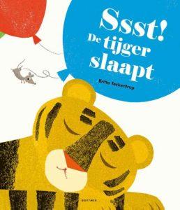 prentenboek ssst de tijger slaapt teckentrup