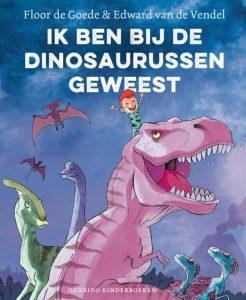 prentenboek ik ben bij de dinosaurussen geweest goede vendel