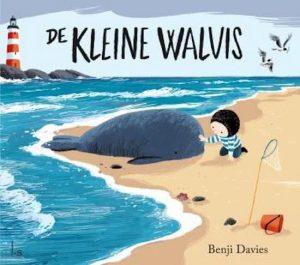 prentenboek kleine walvis davies