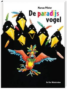 prentenboek paradijsvogel pfister