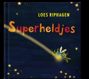 prentenboek superheldjes riphagen