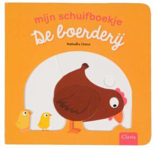 babyboekje schuifboekje boerderij choux