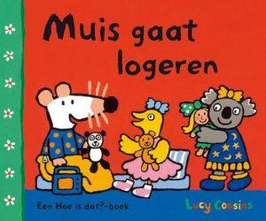prentenboek muis gaat logeren cousins