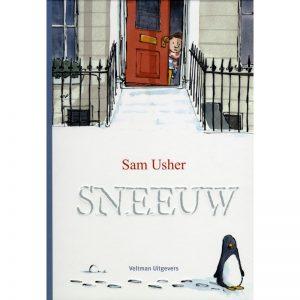 prentenboek sneeuw sam usher