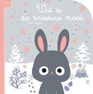 prentenboek wat is de sneeuw mooi hayashi