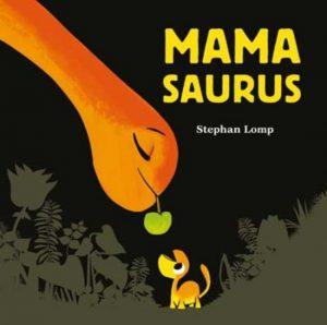 prentenboek mamasaurus lomp