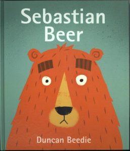 prentenboek sebastian beer beedie
