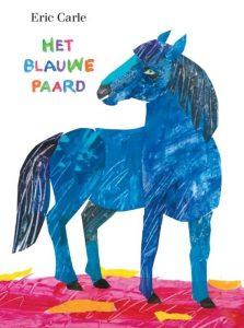 prentenboek carle blauwe paard