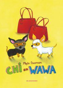 prentenboek chi en wawa freeman