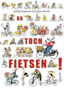 prentenboek ga toch fietsen hopman akveld