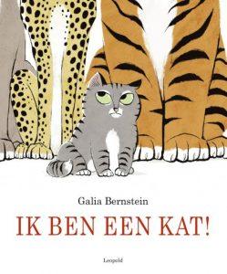 prentenboek ik ben een kat bernstein leespluim