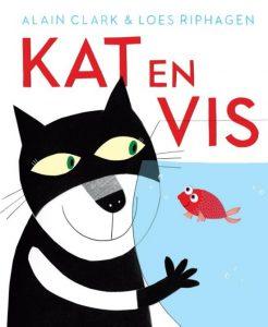 prentenboek kat en vis riphagen clark