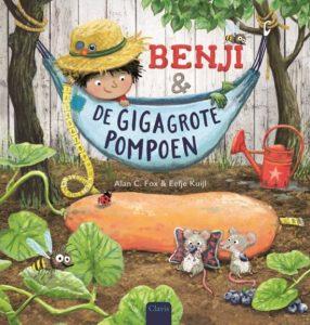 prentenboek benji en de gigagrote pompoen kuijl fox