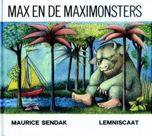 prentenboek max en de maximonsters sendak