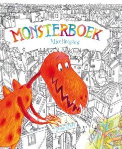 prentenboek monsterboek hoogstad