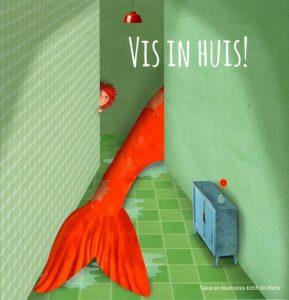 prentenboek vis in huis stultiens