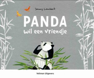 prentenboek panda wil een vriendje lambert