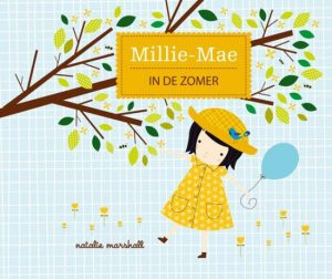 prentenboek millie mae zomer marshall