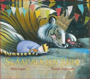 prentenboek slaap als een tijger logue zagarenski