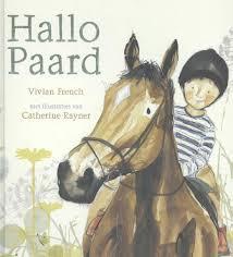 prentenboek hallo paard rayner french