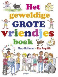 prentenboek geweldige grote vriendjesboek hoffman asquith