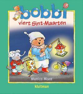 prentenboek bobbi viert sint maarten maas