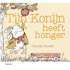 prentenboek tijn konijn heeft honger rueda