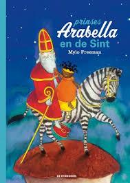 prentenboek arabella en de sint freeman
