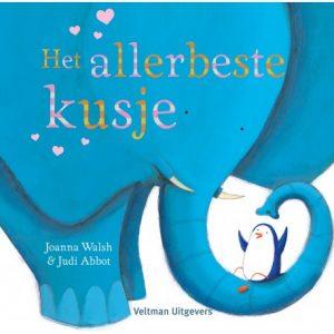 prentenboek het allerbeste kusje walsh abbot