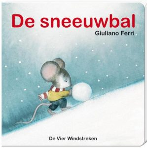 prentenboek de sneeuwbal giuliano