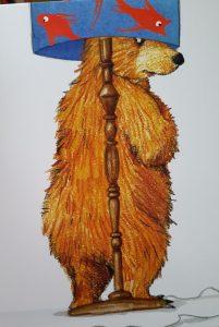 prentenboek waar is beer gravett