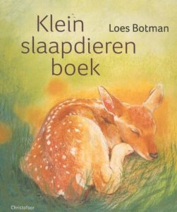 prentenboek klein slaapdierenboek botman