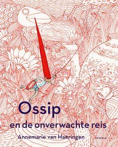 prentenboek ossip en de onverwachte reis haeringen nationale voorleesdagen