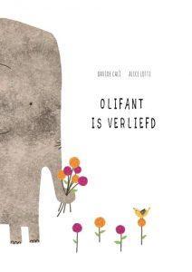 prentenboek olifant is verliefd Call Lotti