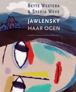 kunstprentenboek Jawlensky haar ogen weve westera