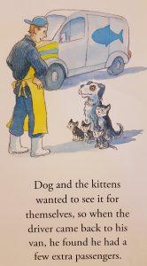 prentenboek cat dog