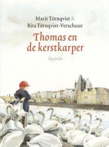 prentenboek thomas kerstkarper