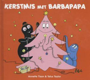 prentenboek kerstmis met barbapapa tison