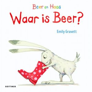 prentenboek waar is beer