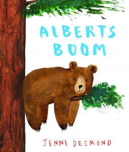 prentenboek alberts boom desmond