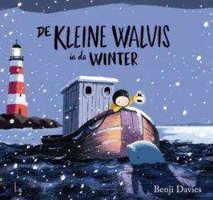 prentenboek kleine walvis winter davies