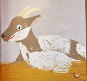 prentenboek we hebben er een geitje bij huiberts deppe
