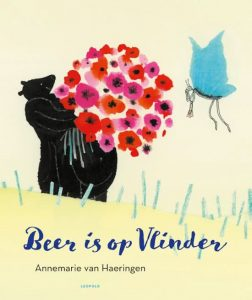 prentenboek beer is op vlinder haeringen