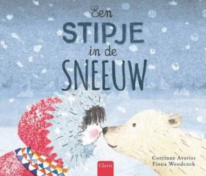prentenboek stipje in de sneeuw averiss woodcock