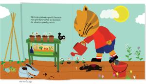 prentenboek sammie in de lente bijsterbosch