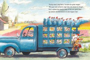 prentenboek boer boris en de eieren lieshout hopman