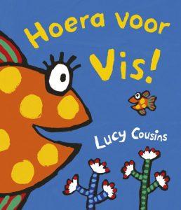 prentenboek hoera voor vis cousins