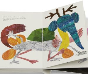 prentenboek kakelbonte kameleon carle